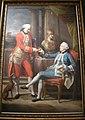 Pompeo batoni, sir sampson gideon e un compagno ignoto, 1767.JPG