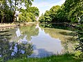Pond at Cheadle Royal Business Park, Manchester.jpg