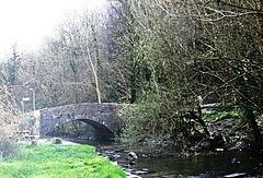 Pont Cych over the Afon Cych - geograph.org.uk - 394684.jpg
