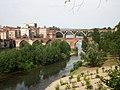 Pont Vieux et Pont Neuf d'Albi, Tarn, France.JPG