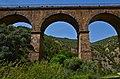 Pont du chemin de fer à la sortie Est de la ville de Khemis Miliana ex Affreville 03.jpg