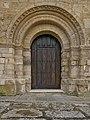 Portada de la Iglesia de la Orden de San Juan de Jerusalén (Támara).jpg