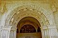 Portail Salle capitulaire. Abbaye de Fontevraud DSC 1797.jpg