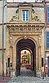 Portail néo-Renaissance de Virebent pour l'hôtel Cassan.jpg