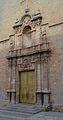 Portalada barroca de l'església de santa Maria de Sagunt.JPG