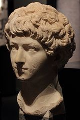 Portrait de Lucius Verus jeune