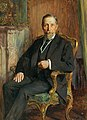 Portrait of August Hückel 1914 by P Joanowitsch.jpg