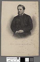Daniel Anthony, B.A