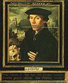Portrait of Jacob Walichzn Loen, uncle of founder of Frans Loenen hofje.jpg