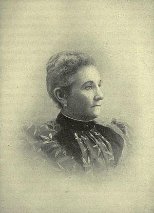 Zoé Laurier - Portrait of Lady Laurier