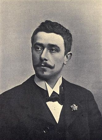 Maurice Maeterlinck - Maeterlinck, before 1905