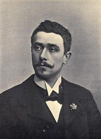 Maurice Maeterlinck - Maeterlinck, before 1905