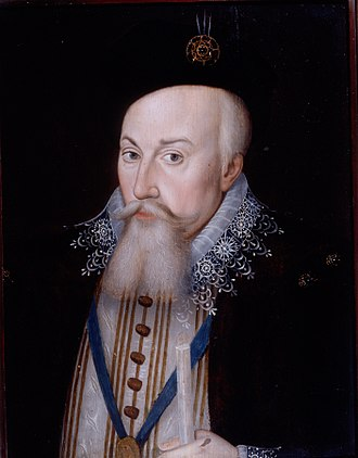 Lord Steward - Image: Portrait of Robert Dudley Earl of Leicester (1532 1588)
