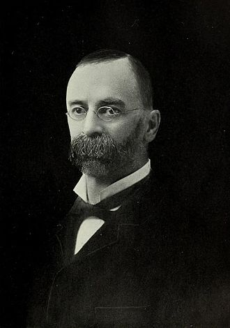 Stephen Moulton Babcock - Babcock in 1903