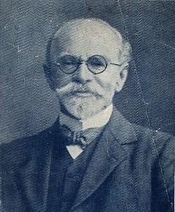 Portrait of w. e. vine