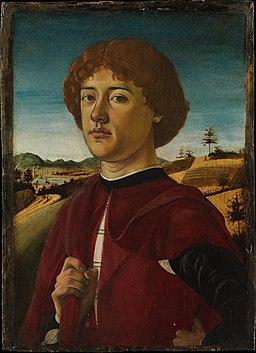 Portrait of a Young Man MET DP161258