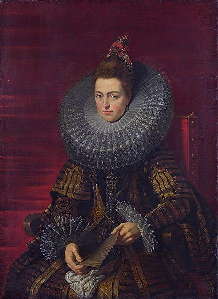 File:Portrait of the Infanta Isabella.jpg