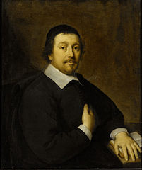 Portrait de Johan van Someren