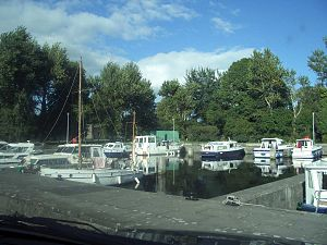 Portumna - Portumna (or 'New') Harbour