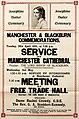 Poster - Josephine Butler Centenary. Manchester and Blackburn Commemorations, 1928. (22732092740).jpg