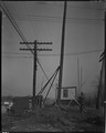 Potomac Electric Power Co. Pole setting 5a39499u.tif