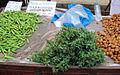 Pourpier sur un marché de Patras en Grèce.jpg
