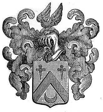 Goubau family - Image: Praenobilis Familia GOVBAV