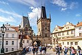 Prague Charles Bridge Mala Strana Tower-03.jpg