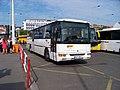 Praha, Na Knížecí, Karosa C 954, ČSAD autobusy ČB.jpg