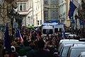 Praha, Nerudova, protiuprchlický pochod.jpg
