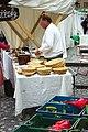 Praha, Smíchov, Anděl, Farmářské trhy, prodej ošatek.jpg