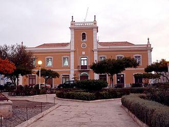 Praia, Cape Verde (municipality) - Praia's City Hall
