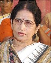 An image of Pratibha Ray.