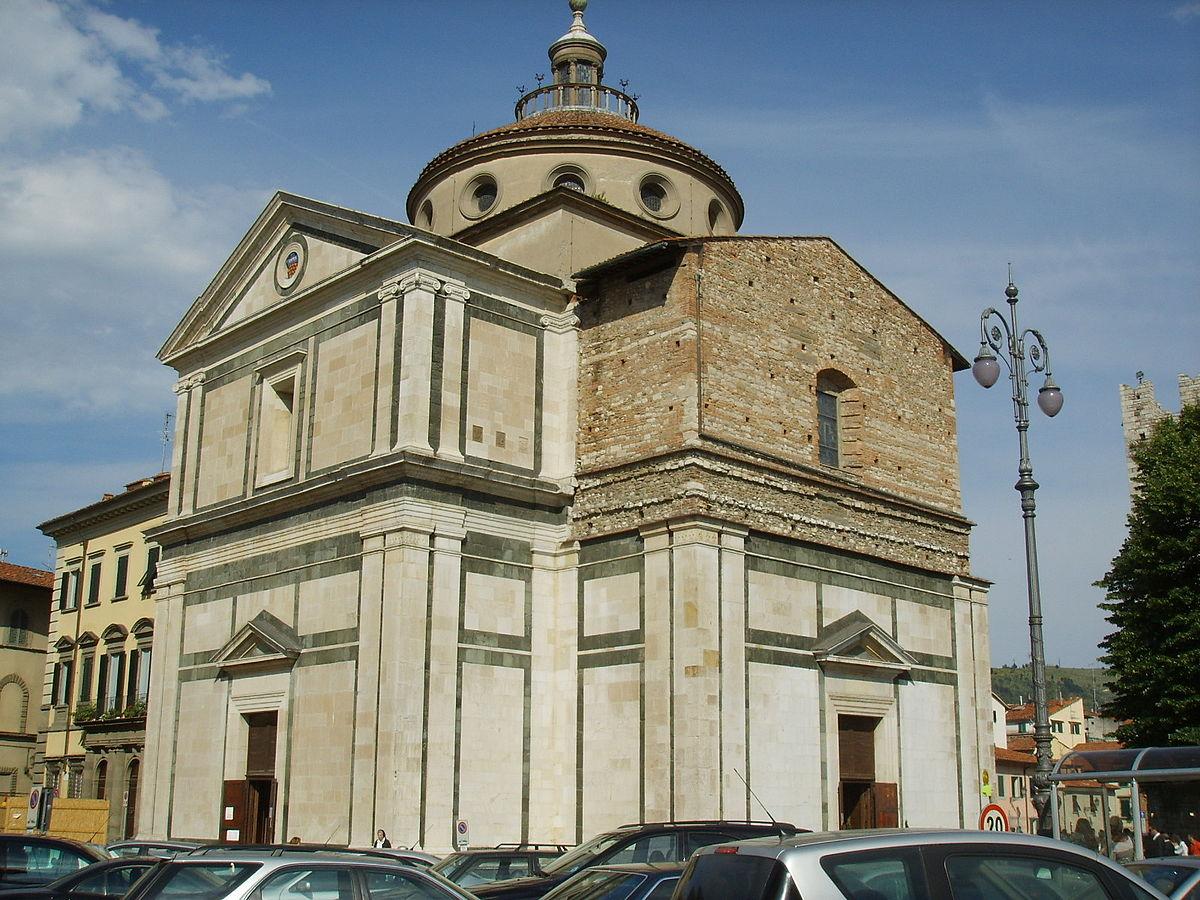 Basilica di santa maria delle carceri wikipedia - Architetto prato ...