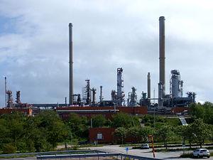 Preemraff Lysekil - Preemraff Lysekil's Processing Plant