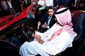 Premier Motors Unveils the Jaguar F-TYPE in Abu Dhabi, UAE (8740734010).jpg