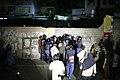 President Nasheed takes refuge at Indian Embassy & Protests (8473072205).jpg