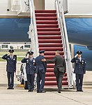 President Obama departs for Sooner State aboard Air Force One 150715-F-WU507-145.jpg
