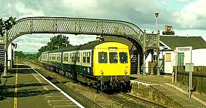 North Berwick Branch - Image: Prestonpans station geograph.org.uk 1100924