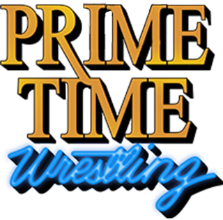 <i>WWF Prime Time Wrestling</i> Professional wrestling television program