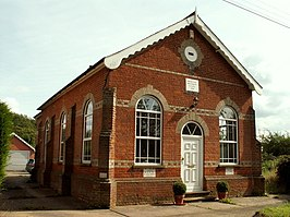 Primitive Methodist Chapel, Polstead Heath, Suffolk - geograph.org.uk - 230120.jpg