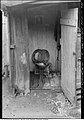 Primitive outdoor toilet at 167 Sherbourne Street.jpg