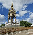 Prince Consort National Memorial (Albert Memorial) - Side View.jpg