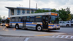 TheBus (Prince George's County) - Route 14 at College Park UM Station