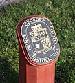 Prince Georges County historic marker - Mary Surratt House.jpg
