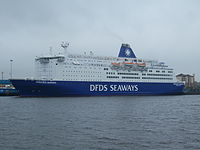 Princess Seaways, River Tyne, 17 septembre 2014 (1) .JPG