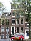 prinsengracht 527 across