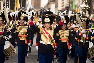 "Central Royal Military Band of the Netherlands Army ""Johan Willem Friso"" Dutch military band"