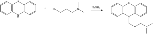Promazine synthesis.png