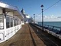 Promenade on Eastbourne Pier - geograph.org.uk - 1573170.jpg